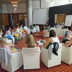 Teenager Workshop